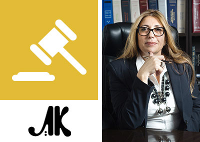 Adv. Hagit Halevy was voted one of the 12 leading women in the Israeli law.